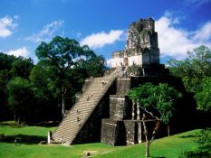 Tikal - Photo: David Hiser