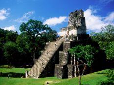Tikal - Photo: David Hiser